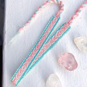 $4 BUNDLED🌿 Sailor Moon Inspired Woven Bracelet
